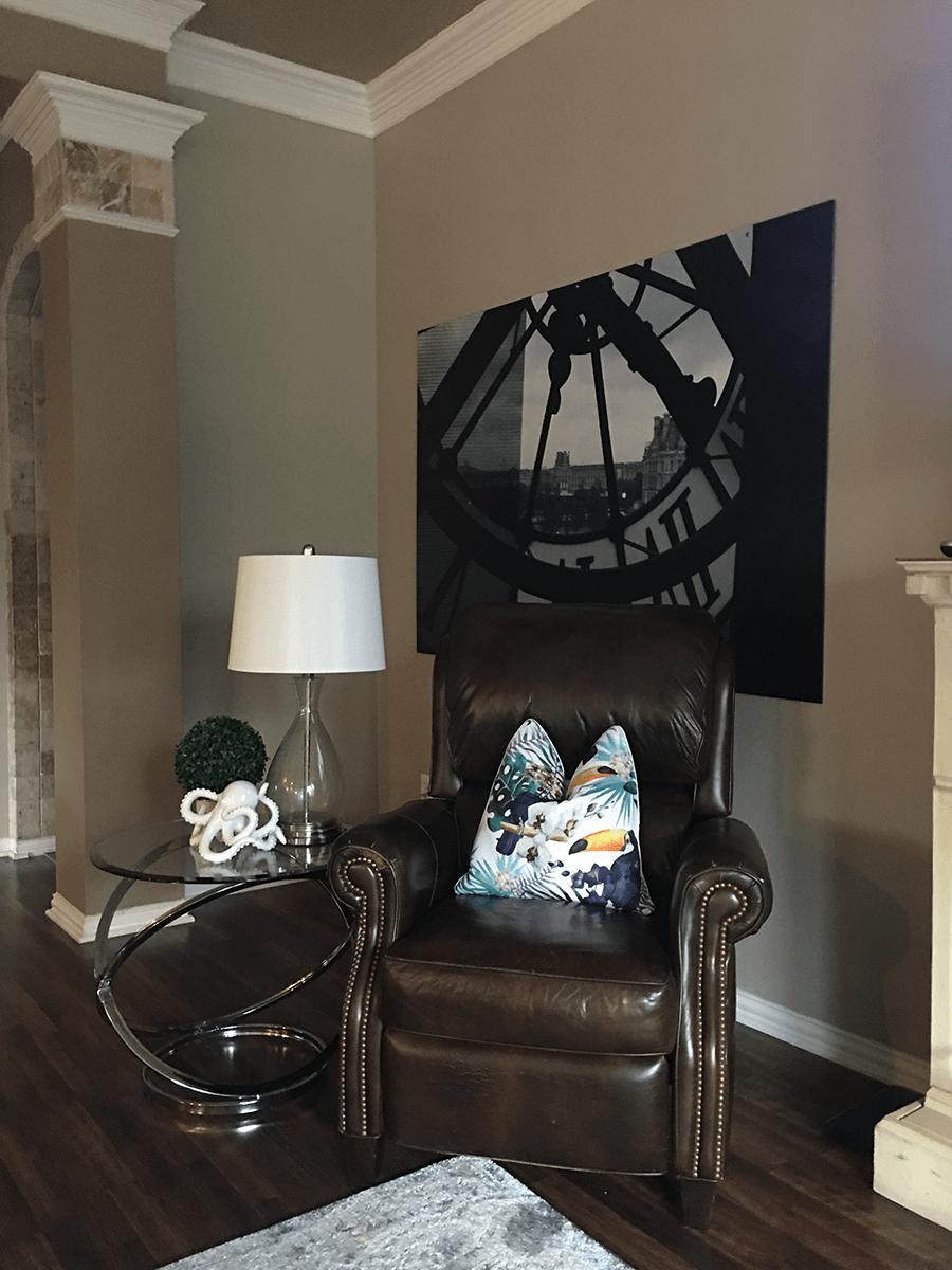interior design style home budget